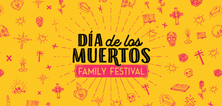Museum of Latin American Art - Dia de los Muertos Family Festival