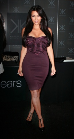 Kourtney Kardashian, Kim Kardashian And Khloe Kardashian Sears In-Store Appearance For Kardashian Kollection