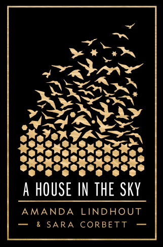 Cover art for Amanda Lindhout's new book - A House in the Sky