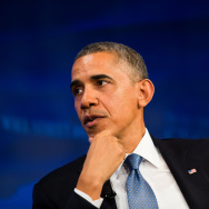 Obama Speaks At Wall Street Journal CEO Council Annual Meeting