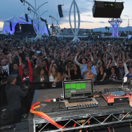 Electronic dance music festivals have mostly been barred from Los Angeles County. Promoters have moved the events to other locales in Southern California.