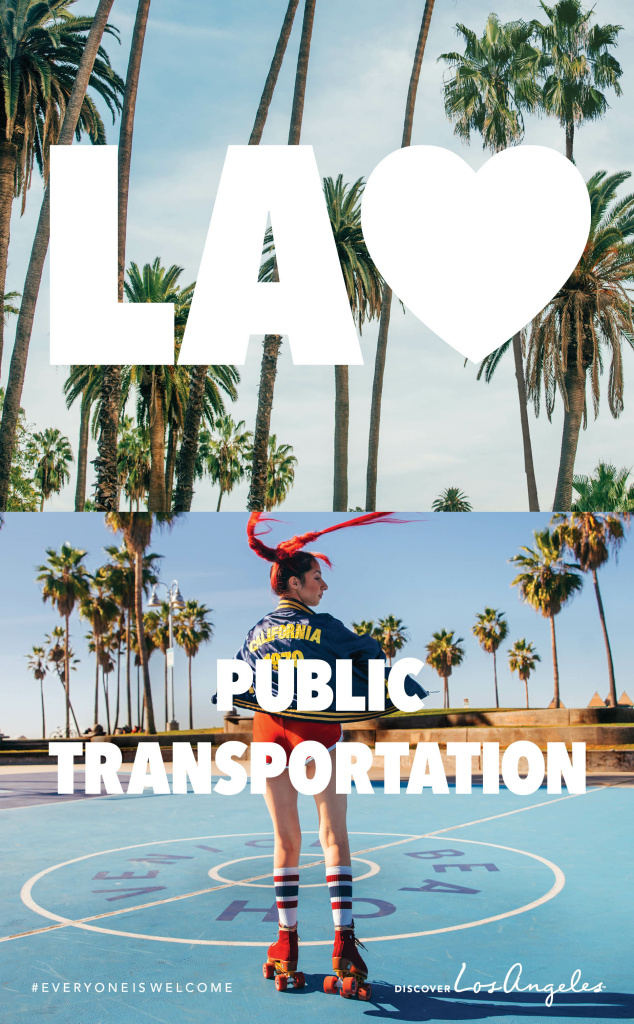 L.A. Love: Public Transportation