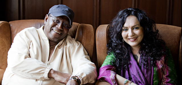 Mahsa Vahdat and Mighty Sam McClain—Love Duets Across Civilizations
