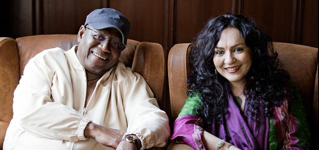 Mahsa Vahdat and Mighty Sam McClain—Love Duets Across Civilizations