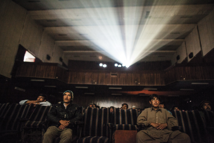 Afghan movie theatres