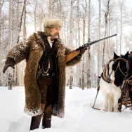 "Kurt Russell, left, and Samuel L. Jackson star in Quentin Tarantino's ""The Hateful Eight."""