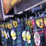 Pasadena's Off Kilter Kilts carries a selection of traditional and modern kilts.