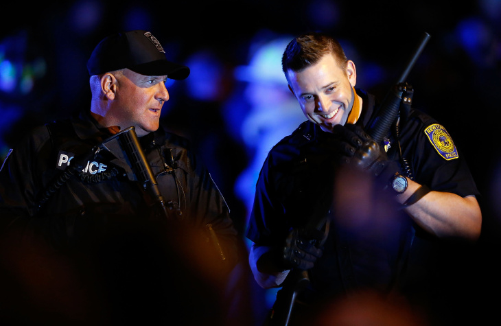 Shootings In Cambridge, Watertown Draw Massive Police Response