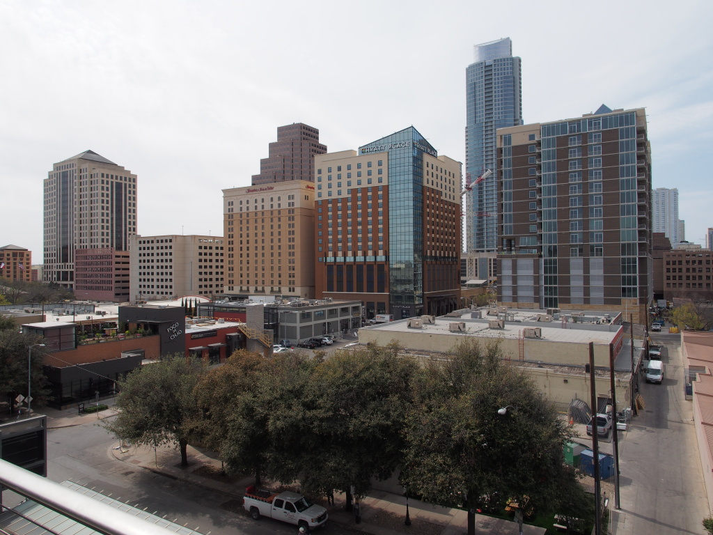 The metro area around Austin, Texas is ranked 1 in Milken Institute's