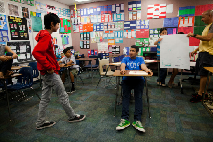 Incoming freshmen attend Fresh Start, a program that gives attendees the tools to deal with the pressure of high school.