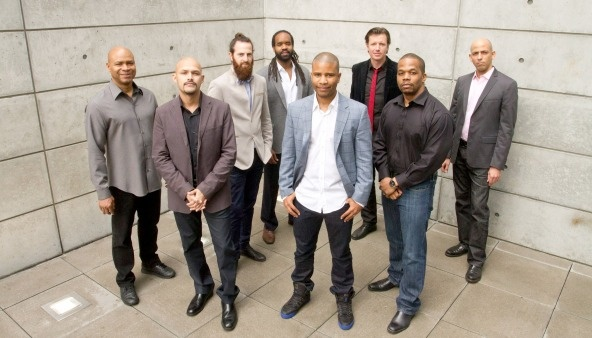 SF Jazz Collective Fall 2013 Lineup.