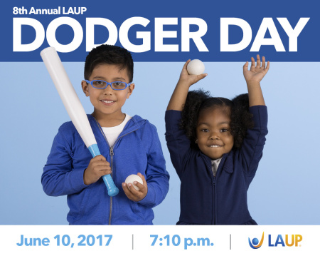LAUP - 8th Annual LAUP Dodger Day