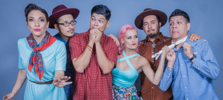"""Beyond La Bamba: A New American Sound,"" with Las Cafeteras"