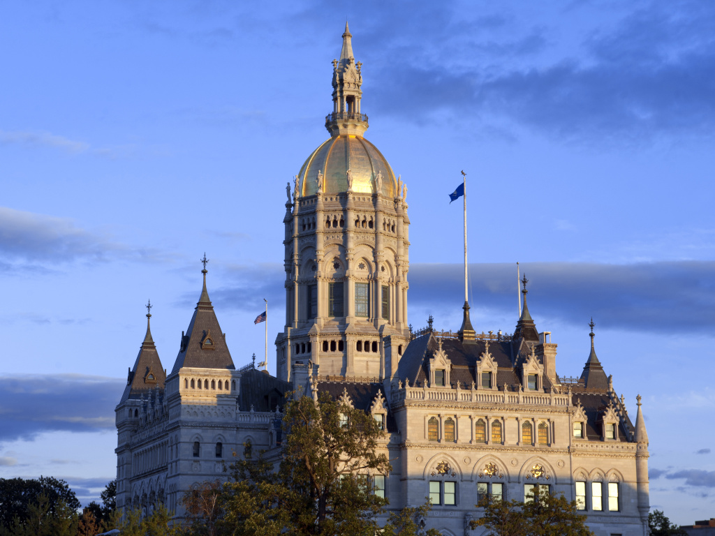Hartford is home to the Connecticut State Capitol and state legislature — as well as to major U.S. insurance firms. In 2019, those insurers spent what it took to defeat Connecticut's version of a