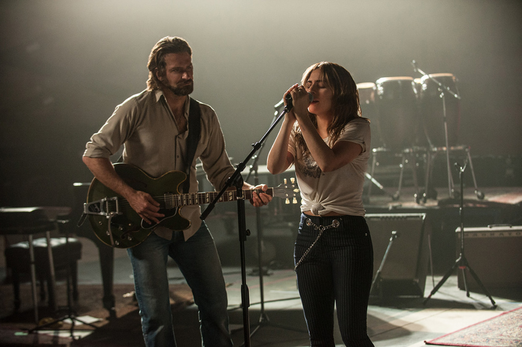 Bradley Cooper and Lady Gaga star in Warner Bros.