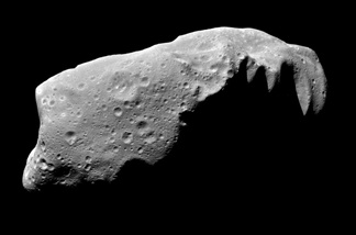 File photo: Asteroid Ida
