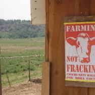 Fracking Fronteras