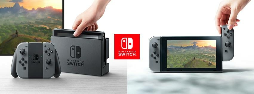 Nintendo's next console: The Nintendo Switch