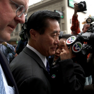 Sen. Leland Yee Appears In Court On Corruption Charges