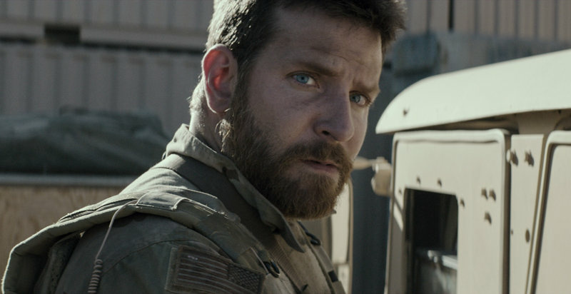 Several scenes from American Sniper were filmed in California