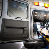 Turning the standard ambulance into a specialized stroke treatment unit could help.