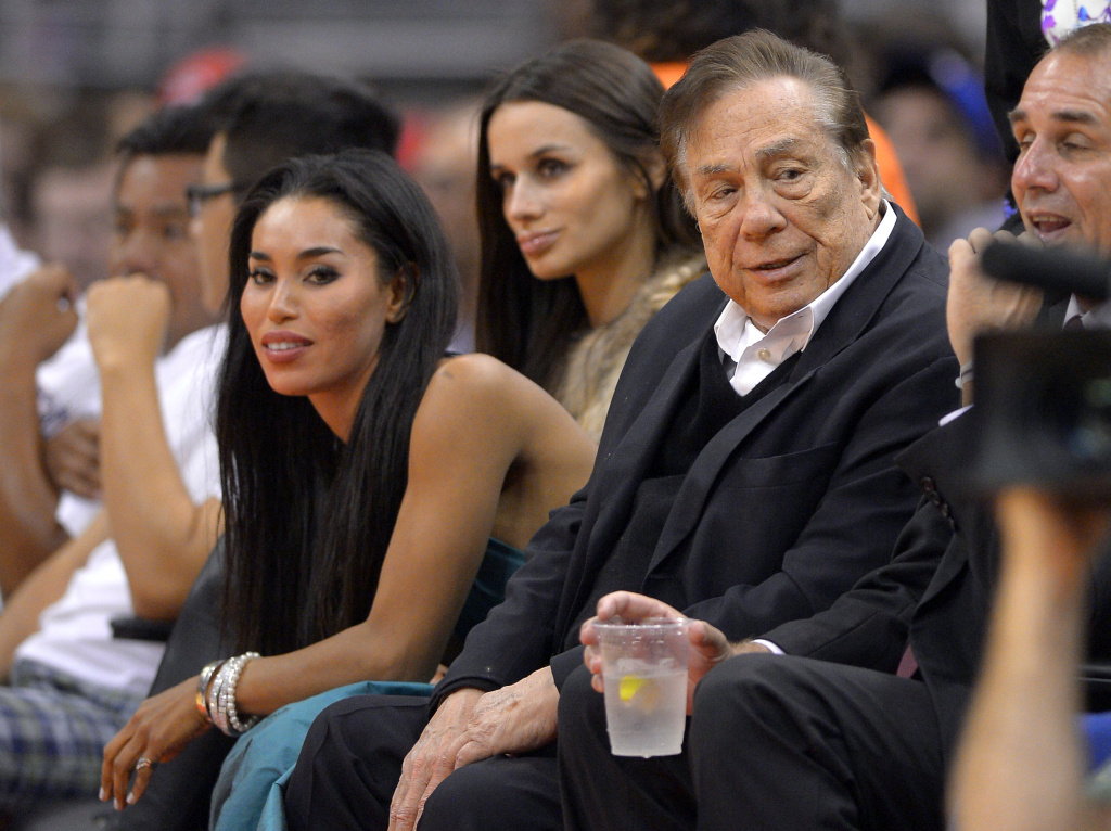 Beverly Hills police were called to the home of Donald Sterling after his wife Shelly reported a burglary, but found no crime. Instead, officers found Sterling hosting V. Stiviano.