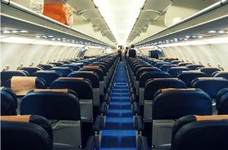 EasyJet A321 Cabin.