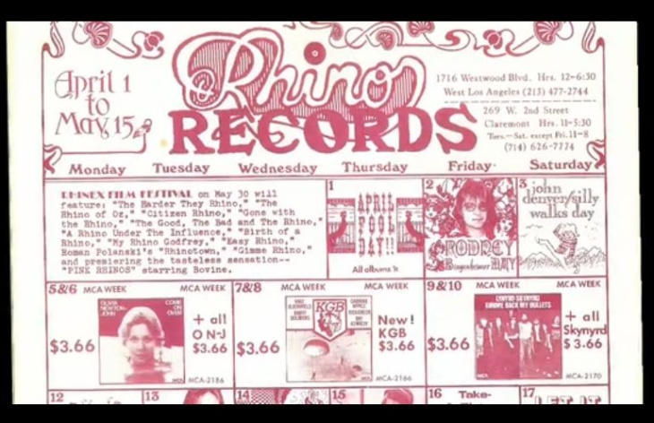 rhino records documentary