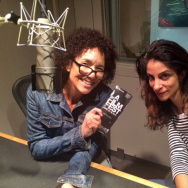 Stephanie Allain and Roya Rastegar of the Los Angeles Film Festival, in a studio at NPR West.