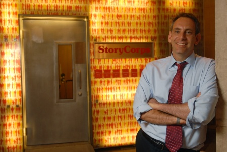 Dave Isay, Founder/President of StoryCorps