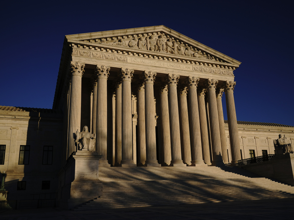 The Supreme Court heard arguments in a case that pit religious freedom against LGBTQ rights.