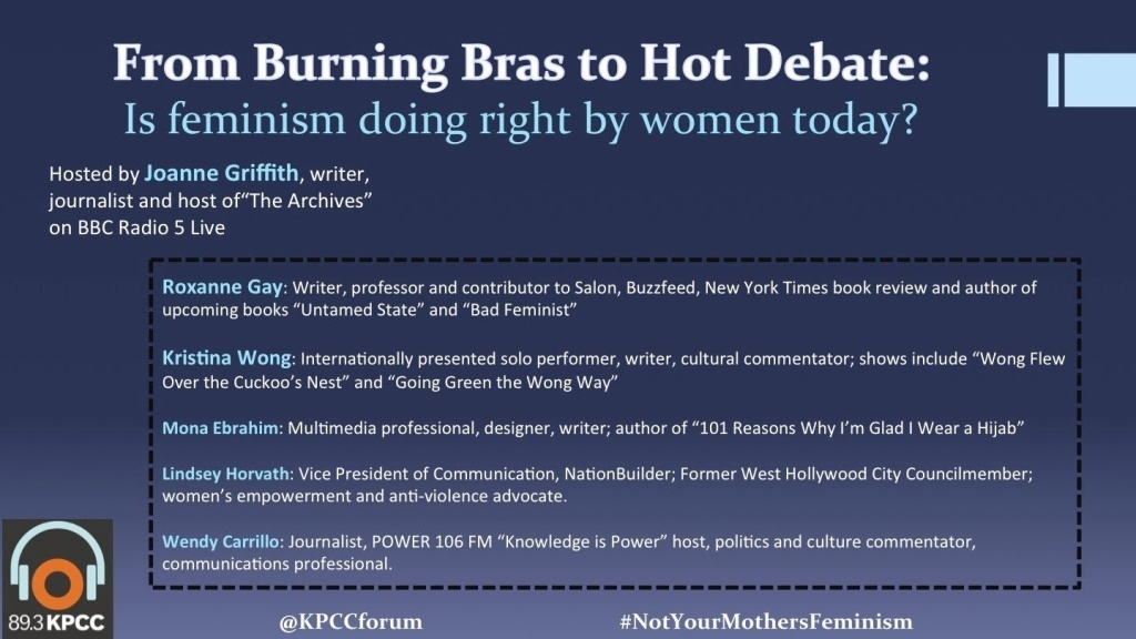The days of bra burning may be gone, but there's still plenty of fire around feminism. In 2014, is there even a movement anymore? If yes, what is it now?