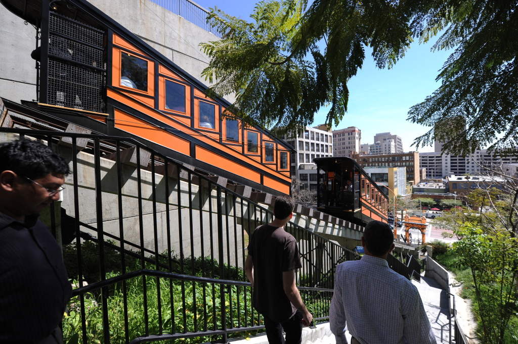The National Transportation Safety Board has launched an investigation into last week's Angels Flight derailment.