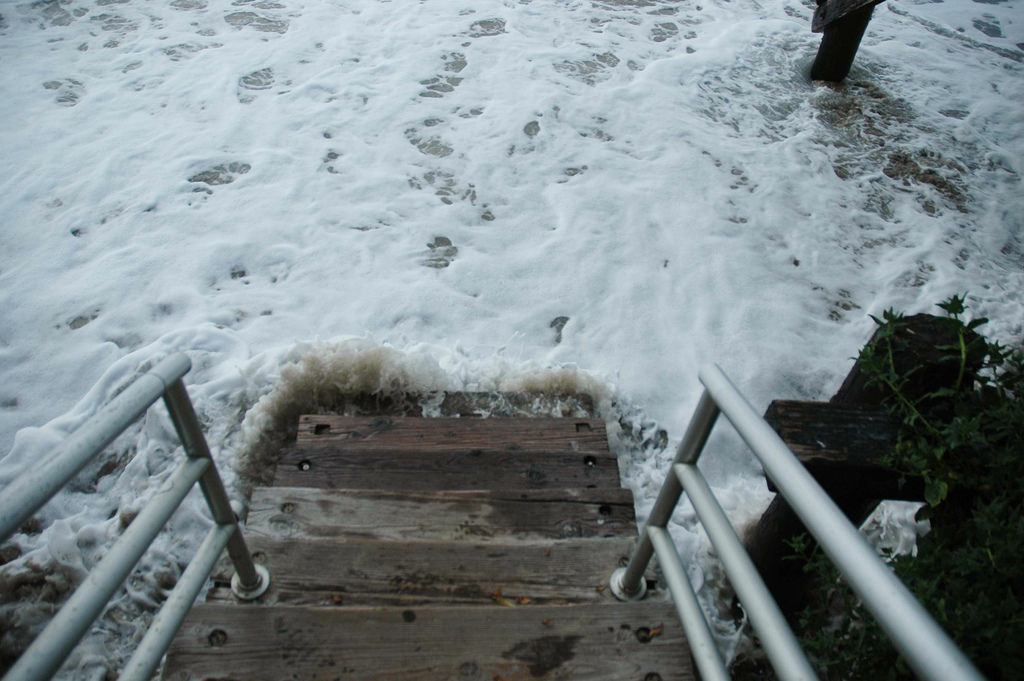 A new study suggests that parts of Long Beach, Seal Beach, Huntington Beach and Newport Beach could be subject to chronic flooding — several times a month — by 2060.