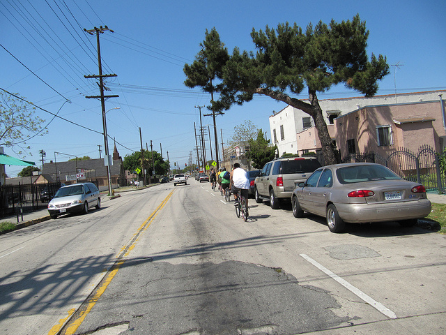 This Sunday at 10 a.m. a group bike ride will head out to tour South L.A.'s healthy food spots.