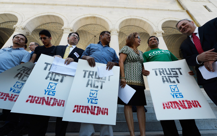 Immigration Activists Discuss Supreme Court's Ruling On Arizona's Immigration Law