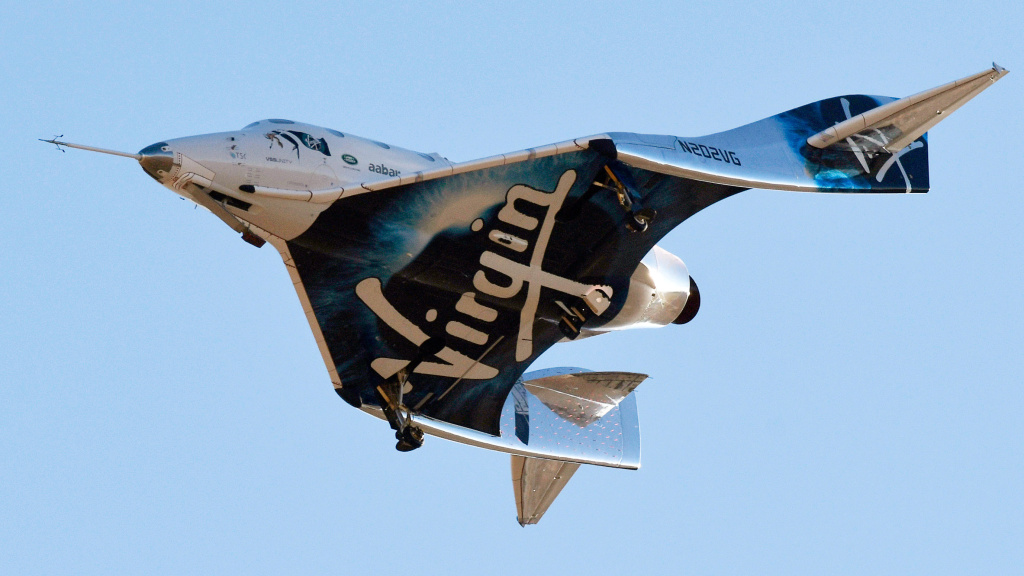Virgin Galactic Plans To Become First Publicly Traded Spaceflight