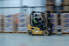 How is the warehouse boom working for you?