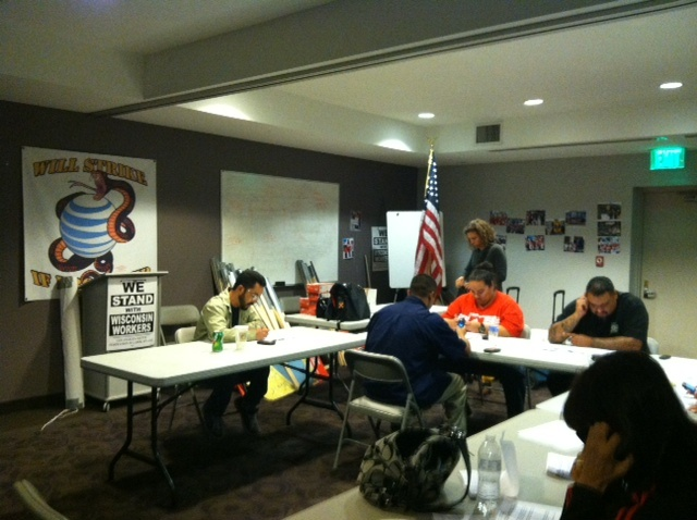 California Unions have mobilized tens of thousands of members to phone voters to urge a no vote on Prop 32.