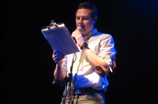 Luke Burbank, the host of the podcast