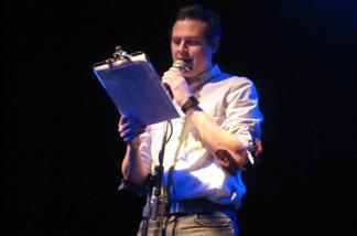 Luke Burbank, the host of the podcast