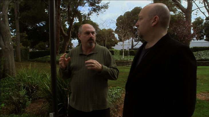 Director Zak Penn on the site of the Atari video game burial
