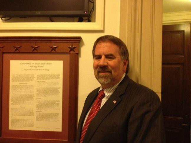 Freshman Republican Congressman Doug LaMalfa says voting was more clear in the California legislature where you knew