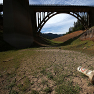 California drought - generic - Statewide Drought Severely Affects Shasta Lake's Water Level