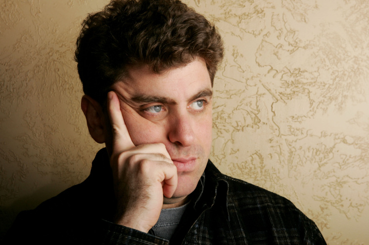 Director Eugene Jarecki poses for portraits during the 2005 Sundance Film Festival January 26, 2005 in Park City, Utah.