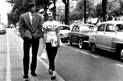 Jean Luc-Godard's 1960 classic,
