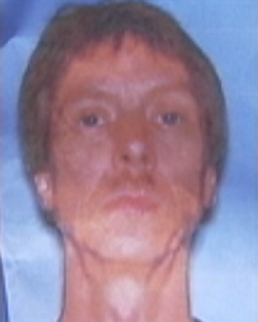 This undated photo released by the Forsyth County Sheriff's Office shows Dennis Marx, who was shot and killed on Friday, June 6, 2014 after wounding a deputy outside the courthouse in Cumming, Georgia.