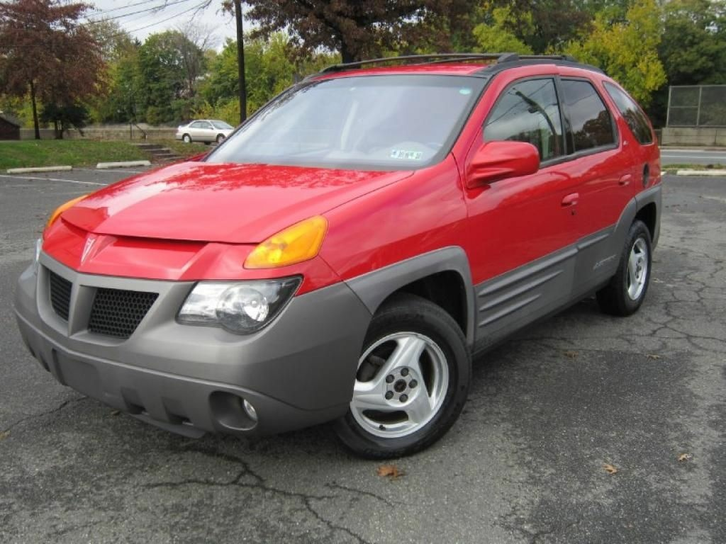The 2001 Pontiac Aztec was the no. 1 pick for the the worst car of all time.