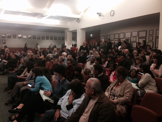 It was standing-room only had Monday's Culver City meeting on housing affordability.
