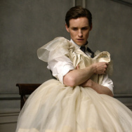 """Eddie Redmayne plays Lili Elbe, one of the first people to have gender reassignment surgery, in the film, """"The Danish Girl."""""""